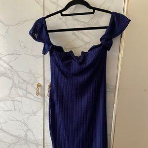 Beautiful heart neck dress